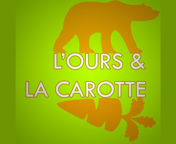 Vignette l'Ours et la carotte
